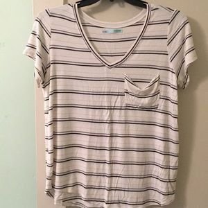 Maurices pocket front tee
